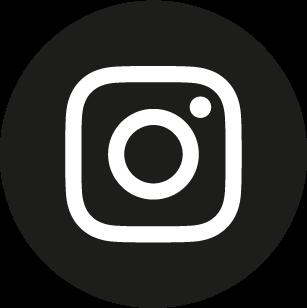instagram-svart